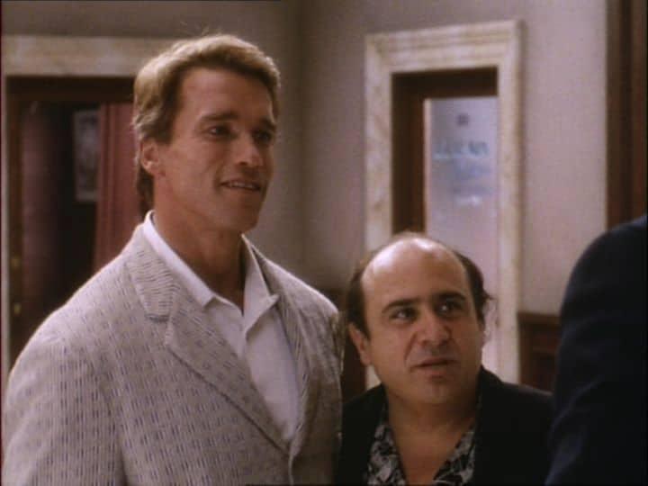 Irmãos Gêmeos - Arnold Schwarzenegger e Danny DeVito