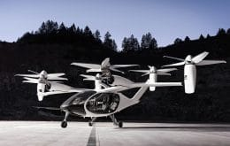 Nasa inicia teste de voos com táxis aéreos elétricos