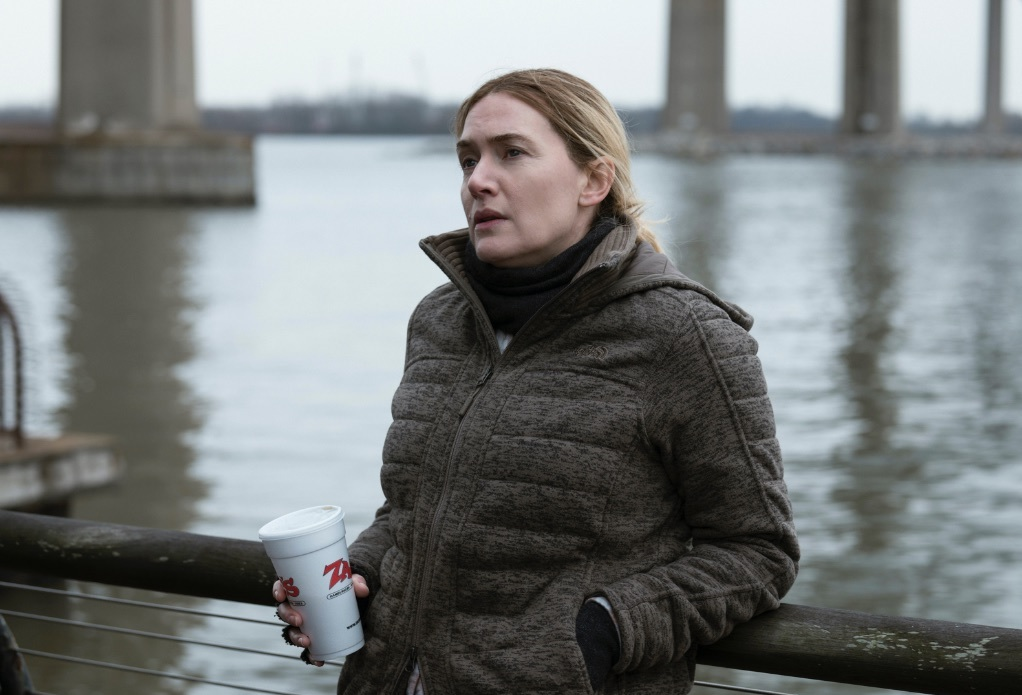Kate Winslet em 'Mare of Easttown'