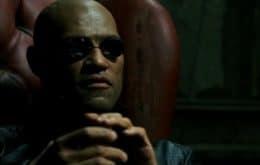 'The Matrix', al parecer, ya ha explicado por qué Laurence Fishburne no está en 'Resurrections'
