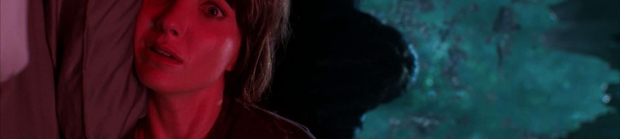 Annabelle como Madison em 'Maligno'. Imagem: Warner Bros Pictures/Divulgação