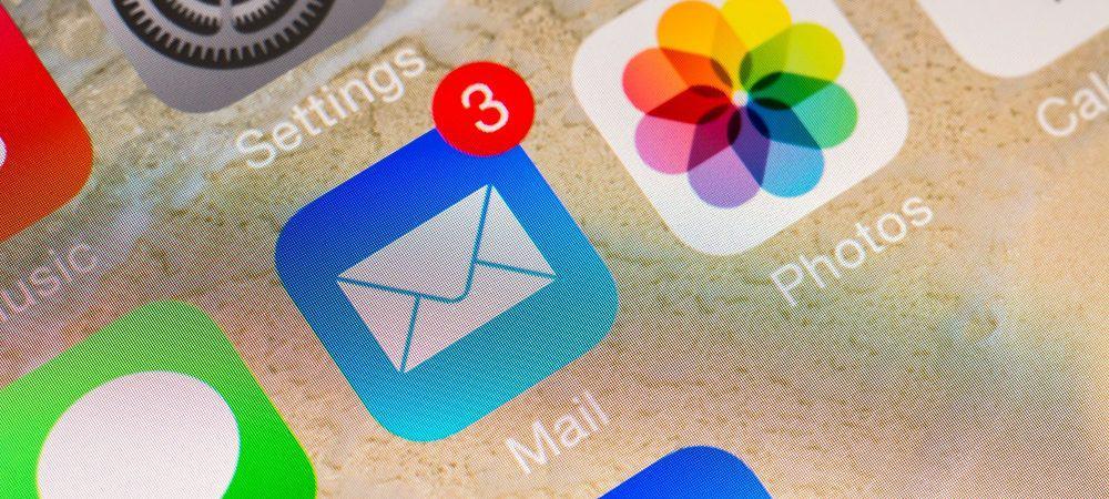 iPhone Mail Logo