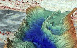 Imagens revelam paisagens ocultas da Idade do Gelo nas profundezas do Mar do Norte