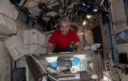 Quase um ano no espaço: astronauta da Nasa recebe autorização para continuar na ISS