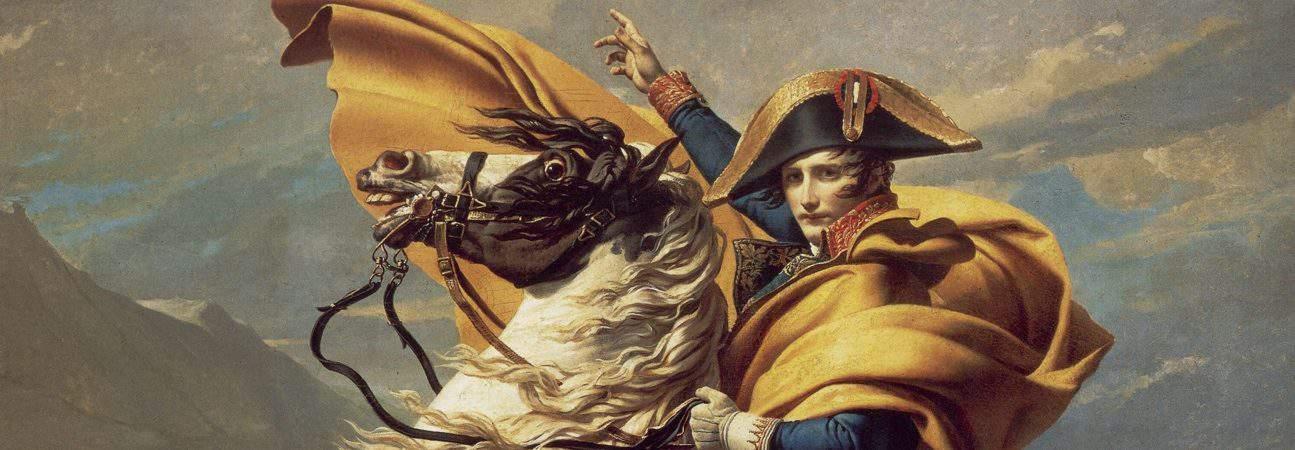Representação de Napoleão Bonaparte