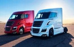 Nikola e Bosch fazem parceria para produzir células para caminhões a hidrogênio