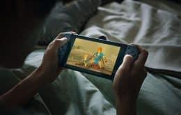 Nintendo Switch básico está mais barato na Europa