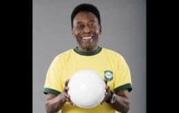 Pelé afirma estar bem após cirurgia no cólon para remover tumor