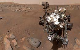 Confirmado: região explorada pelo Perseverance em Marte já teve enorme lago