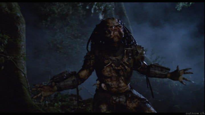 Filme 'Predador', de 1987