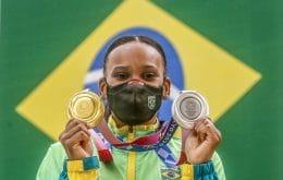 'Shang-Chi e a Lenda dos Dez Anéis': Marvel lança teaser promocional com a campeã olímpica Rebeca Andrade