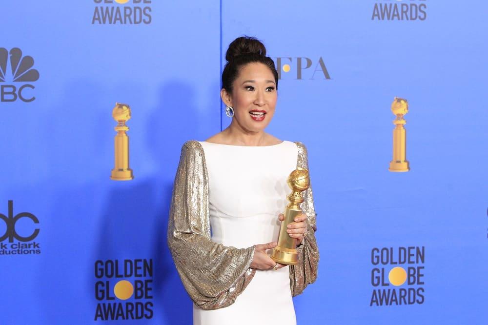"""Sandra Oh, a Cristina Yang de 'Greys Anatomy', diz que experiência na série foi """"traumática"""". Imagem: Kathy Hutchins/iStock"""