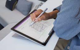 Vazamento: Surface Pro 8 pode vir com tela de 13″ e duas entradas Thunderbolt
