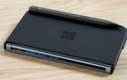 Surface Duo 2 terá capa para carregar stylus Surface Slim Pen 2