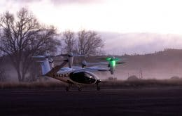 Nasa testa táxis aéreos elétricos com a Joby Aviation