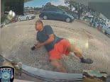 """Tesla: homem finge ser atropelado e câmera de carro """"entrega"""" mentira; assista"""