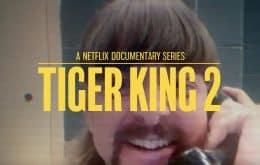 Netflix lanzará la segunda temporada de 'Tiger King'