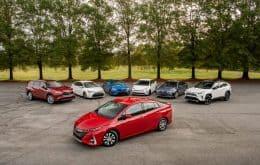 Toyota anuncia batería que (prácticamente) no pierde capacidad en una década