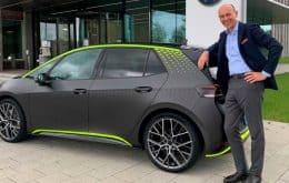 Volkswagen confirma fabricação de hot hatch elétrico ID.3 GTX