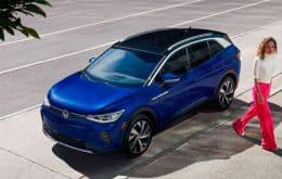 Volkswagen anuncia ID.3 e ID.4 no Brasil e promete expansão de 150 novos veículos entre elétricos e híbridos