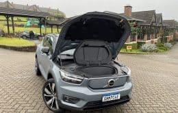 Revisión   XC40 Recharge Pure Electric: brutalidad y seguridad en el coche 100% eléctrico de Volvo