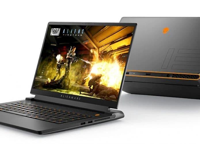 Alienware m15 R6 (Imagem: divulgação/Dell)