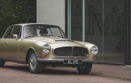 Marca histórica de Inglaterra, Alvis lanza el primer coche después de más de 50 años