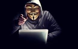 Anónimo piratea el sitio web del FIB Bank y publica un mensaje contra Bolsonaro