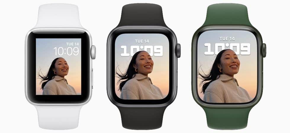 Apple Watch Series 7 (Imagem: divulgação/Apple)