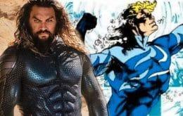 'Aquaman e o Reino Perdido': Jason Momoa revela novo traje inspirado em visual clássico dos anos 80