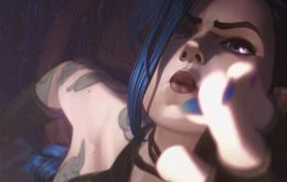 """#Tudum: """"Arcane"""", série no universo de """"League of Legends"""", ganha novo trailer na Netflix"""