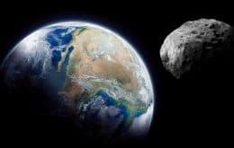 """Asteroide """"potencialmente perigoso"""" estará próximo da Terra nesta quarta-feira (22)"""