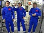 Astronautas chineses voltam para a Terra após 90 dias no espaço
