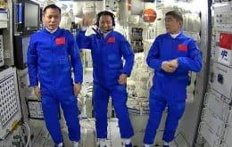 Los astronautas chinos regresan a la Tierra después de 90 días en el espacio