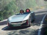 Conheça o Aura, conceito de carro elétrico que roda até 640 km em uma carga
