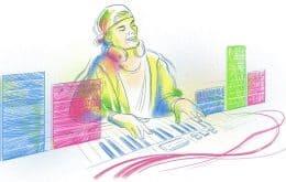 Doodle do Google homenageia Avicii, que completaria 32 anos nesta quarta