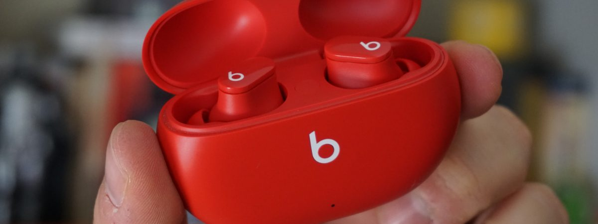 Beats Studio Buds (Imagem: André Fogaça/Olhar Digital)