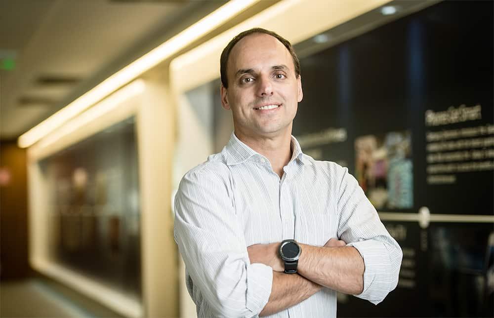 Renato Citrini, gerente sênior de produto da divisão de dispositivos móveis da Samsung