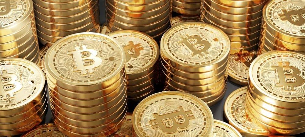 Mineração de criptomoeda Bitcoin