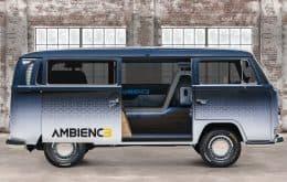 Em Munique, Continental revela seu carro-conceito para o futuro
