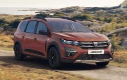 Dacia anuncia o Jogger, primeiro veículo da fabricante com motor híbrido