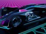 Jaguar 0-Type: conceito radical é um misto de passado e futuro da Jaguar