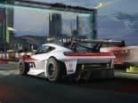 Porsche Mission R mostra um futuro para as corridas GT elétricas