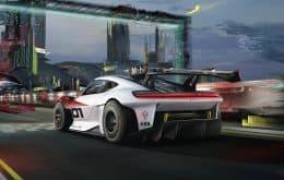 Porsche Mission R muestra un futuro para las carreras GT eléctricas