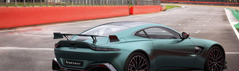 Vantage F1 Edition 2021 da Aston Martin