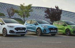 Eletrificado e fora do Brasil, novo Ford Fiesta faz mais de 20 quilômetros por litro de combustível