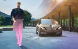 BMW traz conceito de luxo, 100% reciclável e feito de materiais sustentáveis: i Vision Circular