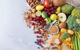 Dietas saudáveis estão associadas a uma melhora na saúde mental