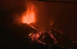 Erupção do vulcão Cumbre Vieja pode durar mais de 80 dias