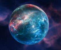 """Estudo de exoplaneta """"Saturno quente"""" fornece resultados surpreendentes"""